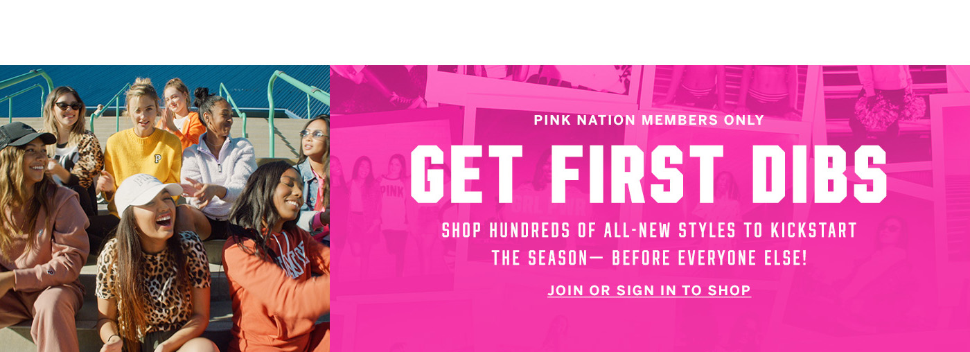Pink Nation Exclusive Access For Pink S 1 Fans